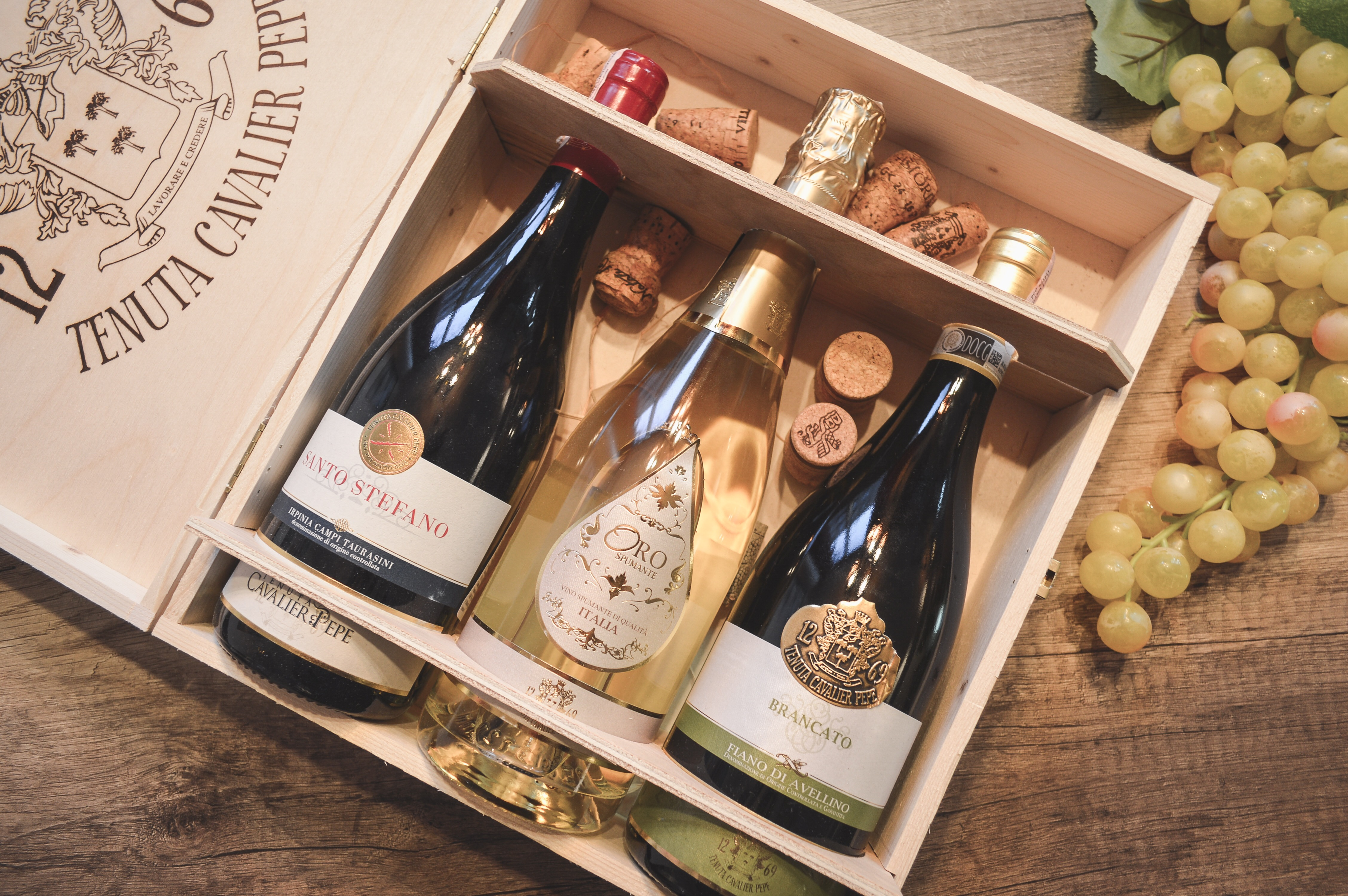Italian wine. Gifts in Klaipeda. Store. Winery